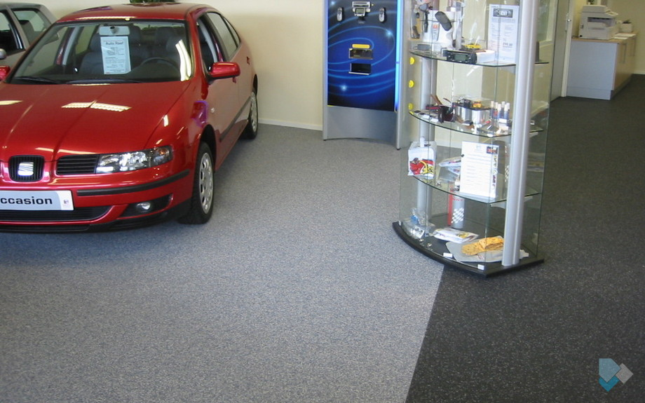 Automotive, Showroom