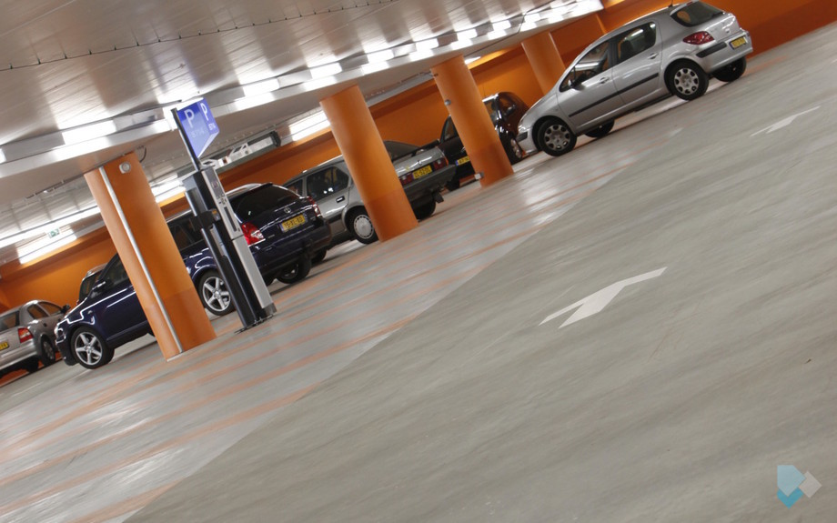 Automotive Parking Parkeergarage